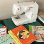 Perfect Sewing Setup for Young Crafters