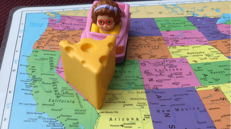 Featured Image - Cheese Tour of the West Coast